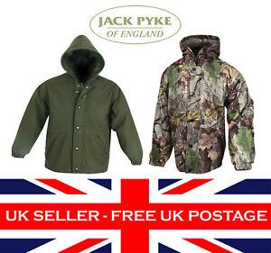 7a687c464f521 Image is loading Jack-Pyke-Kids-Junior-Waterproof-Jacket-Green-Evo-