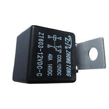 NAPA 192D Trucklite Heavy Duty 5 Terminal ISO Relay 12v 40a EBay - Heavy Duty 5 Pin Relay