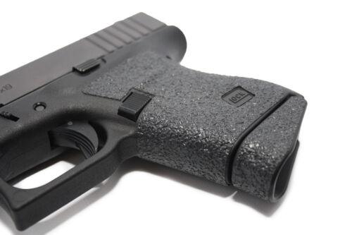 GripOn Textured Rubber Grip Wrap for Glock 43 G43