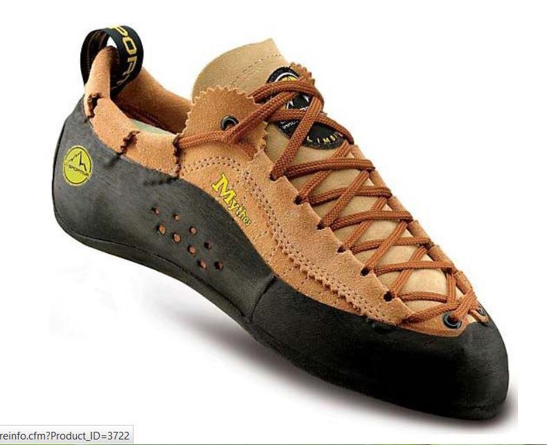 Men's La Sportiva 230 Mythos XSV Terra Climbing shoes Size 43   10