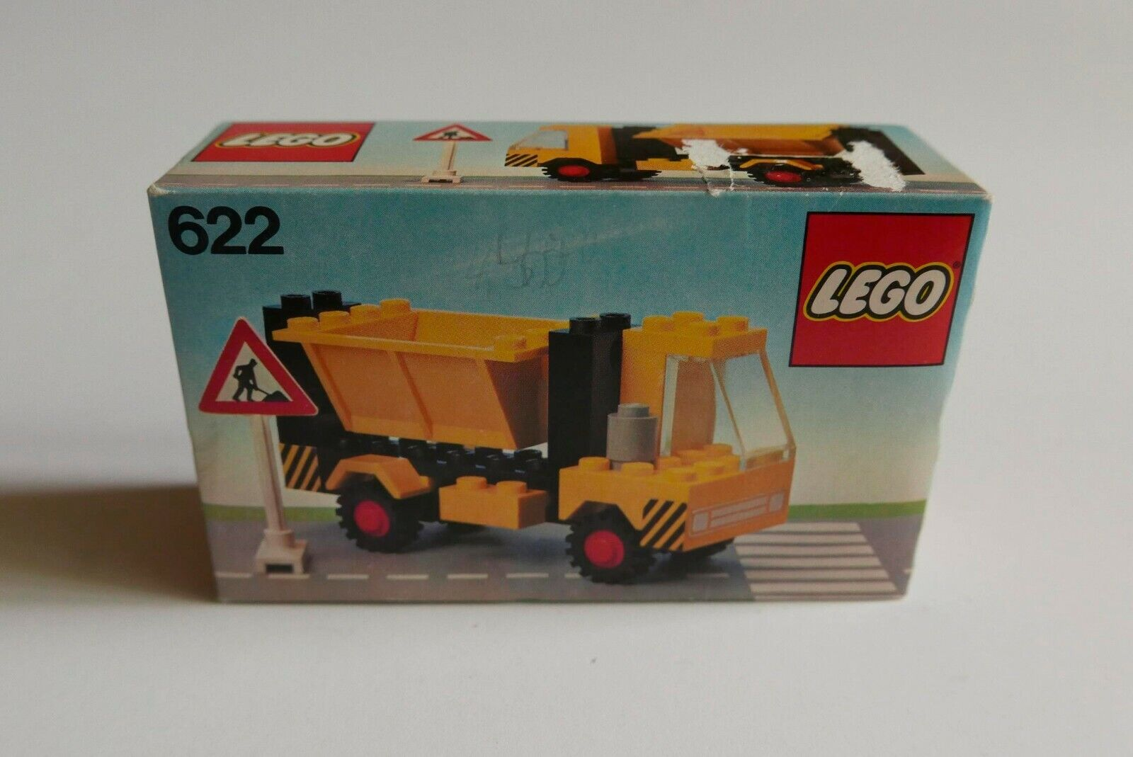 LEGO Town 622 Tipper Truck NEW Sealed RARE Vintage
