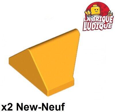 Offen Lego Baukästen & Konstruktion Lego Bausteine & Bauzubehör 2x Steigung Geneigt 45 2x1 Dble Bright Light Orange 3049c Neu Online Rabatt