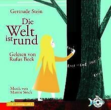 Die Welt ist rund: 2 CDs de Gertrude Stein | Livre | état bon