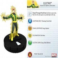 MARVEL HEROCLIX FIGURINE AMAZING SPIDER-MAN  : Electro #021