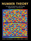 Number Theory: A Lively Introduction with Proofs, Applications, and Stories by Erica Flapan, James Pommersheim, Tim Marks (Hardback, 2010)