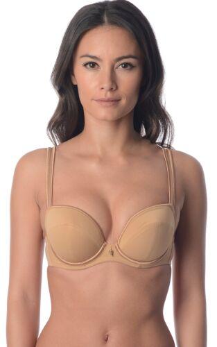 Maison Lejaby Nuage Nude Skin Balconette Bra Various Sizes