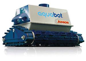Aquabot Classic Junior ABJR InGround Automatic Robotic