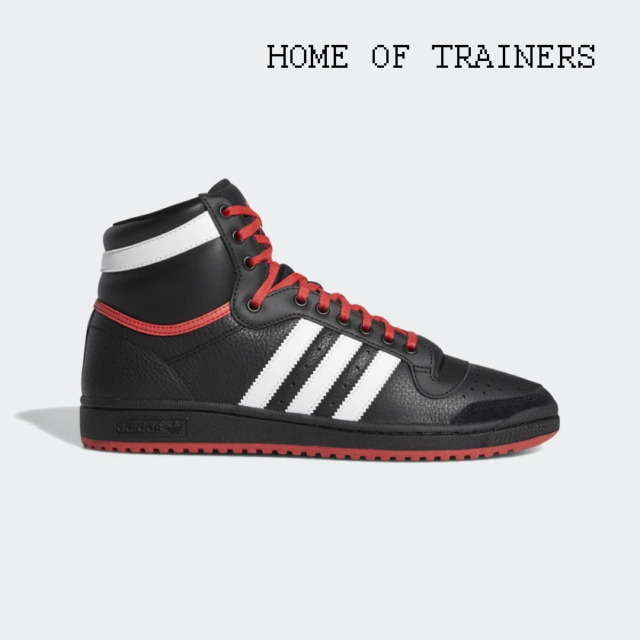 adidas Top Ten Hi shoes white blue red | WeAre Shop