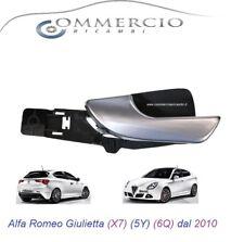 Alfa Romeo Giulietta dal 2010 Maniglia Porta Interna Lato Guida anteriore NUOVA