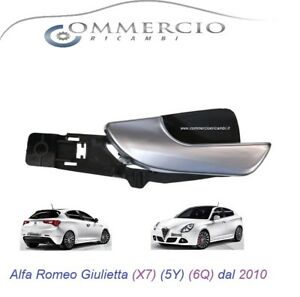 Alfa-Romeo-Giulietta-Interior-Door-Handle-from-2010-Front-Guide-Side-NEW