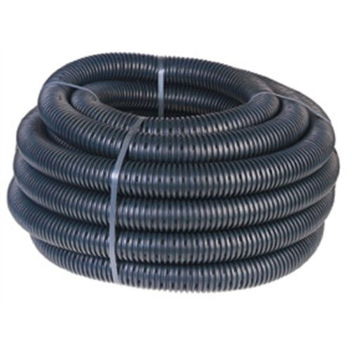 Ag Pipe 50mm x 20m – Slotted No Filter Sock – Made in Australia – Drainage Pipe
