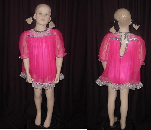 Pajama Time Ballet Dance Costume Dress GROUP LOTS of 5 Child Smal
