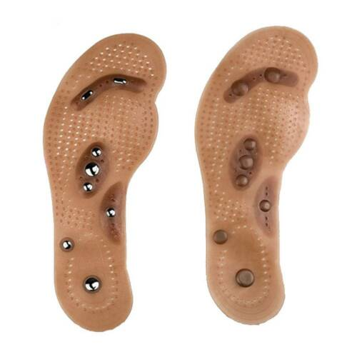 Foot Massage Magnetic Therapy Pads Clean Health Slimming Pain Relief Health Care