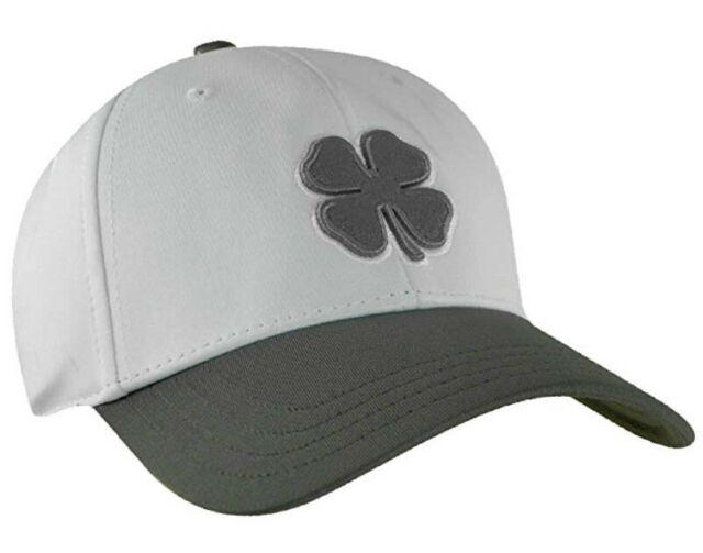 New 2018 Black Clover Premium #16 White//Green Fitted S//M Hat//Cap