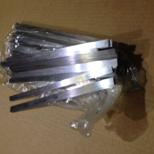 25x Blech Lehre 0,45 mm Abstandslehre Fühlerlehre Ventillehre Kfz Auto Werkstatt