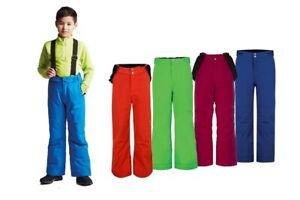 Dare2b-Take-On-Kids-Boys-Girls-Wateproof-Breathable-Ski-Salopettes-Trousers