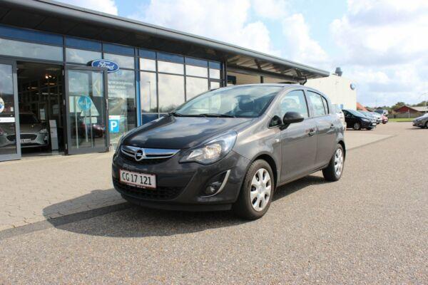 Opel Corsa 1,2 16V Enjoy billede 0
