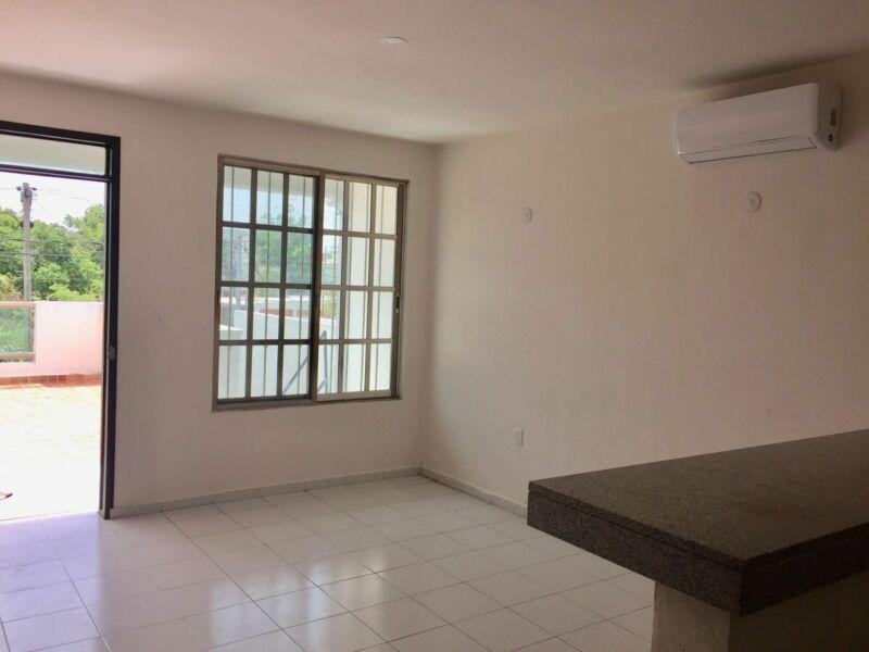 Rento casa duplex ideal para oficina en Av Nichupte Cancun