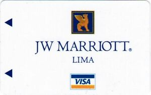 Peru-Room-Key-Card-Hotel-JW-Marriott-Lima-VISA-logo