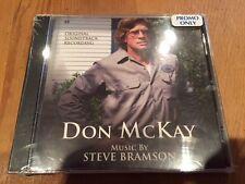 DON MCKAY OST Soundtrack 16tk cd NEW by Steve Bramson PROMO