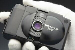 Olympus-XA1-vintage-35mm-Film-Camera-Rare-Compact-Point-and-Shoot-selenium-meter