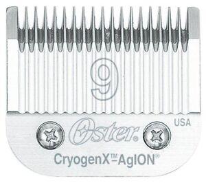 Oster Doré A5 Tête De Rasage 2,0 Mm Cryogène-x   Oster Doré A5 Tête De Rasage 2,0 Mm Cryogène-x