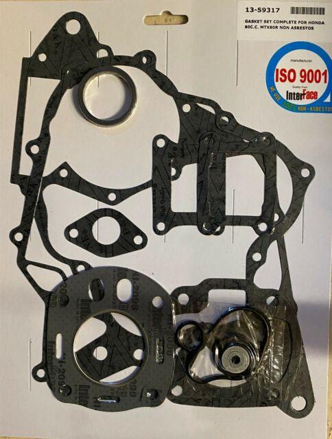 Gabelsimmeringe Satz Honda MTX 80  SONDERANGEBOT