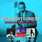 The Incredible Jazz Guitar of Wes Montgomery by Wes Montgomery (CD, Jun-2013, 3 Discs, Not Now Music)