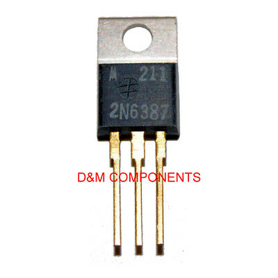 2 2SB772 PNP Medium Power Silicon Transistors 5 or 10 Pack of: 1