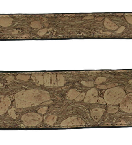 Extra Wide Guitar Strap Textured Wood Cork Effect Colour sale bargain clearance