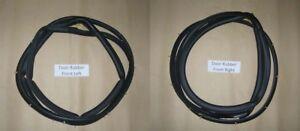 For Toyota Landcruiser HZJ75 FZJ75 Series Door Rubber Weather Seal Ute Only RH