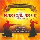 The Martial Arts Trilogy by Yo-Yo Ma/Lang Lang (Piano)/Itzhak Perlman/Tan Dun (CD, Jul-2011, Sony Classical)