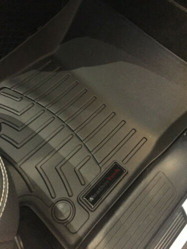 WEATHERTECH FLOOR LINER FOR TOYOTA CAMRY 2015-2017 FRONTS ONLY IN BLACK 447881