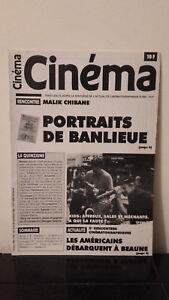 Cinema - N°564 - 16 Au 30 Novembre 1995 - Ritratti Di Pendolari