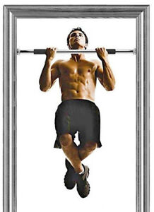 Door Gym Pull Up Bar Exercise Fitness Home Chin Up Training Bar
