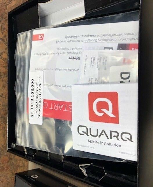 Quarq DZero for Specialized Power Meter Spider 110 BCD Brand New in Box
