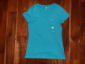 05d4cad8 Image is loading NEW-Womens-TOMMY-HILFIGER-V-Neck-Scuba-Blue-. Image not  available ...
