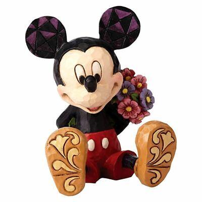 Mickey Octobre Enesco Disney Tradition