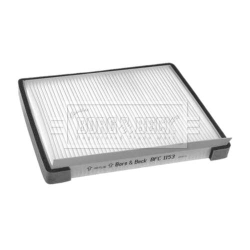 Fits Hyundai i20 1.2 Genuine Borg /& Beck Cabin Pollen Interior Air Filter