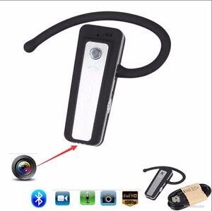 1080p hd mini hidden bluetooth headset camera wearable video recorder cam dvr ebay. Black Bedroom Furniture Sets. Home Design Ideas