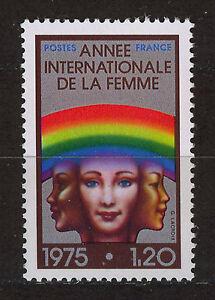 FRANCIA-FRANCE-1975-MNH-SC-1456-Intl-Womens-Year