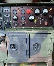 Military Mep 802a 2009 5kw 309 Hours Portable Skid Diesel Gen Set