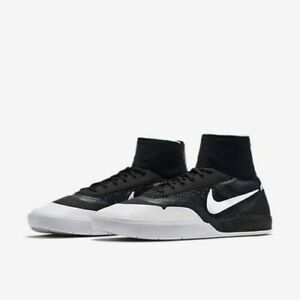 detailed look 96632 e77fe Image is loading Nike-Hyperfeel-Koston-3-XT-SB-Black-White-