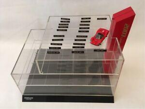 Original minicar collection case for KYOSHO 1//64 display case KYOSHO