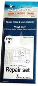 isabella caravan awning self adhesive vinyl rip hole repair patch
