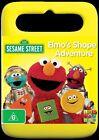 Sesame Street - Elmo's Shape Adventure (DVD, 2012)