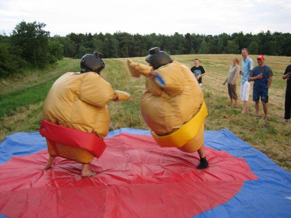 Sumo Wrestling complete set