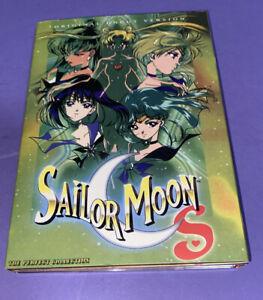 Sailor-Moon-DVD-X3-Set-Original-Uncut-Version
