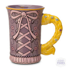 Authentic Disney Parks Princess Rapunzel Dress Mug Tangled Signature Collection
