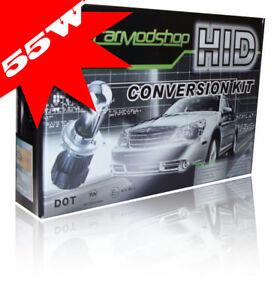 55W-H7-H7R-Kit-Conversione-Xenon-Hid-Slim-Ballast-Bulbi-per-Toyota-Picnic-96-02